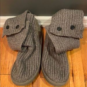 Wool ugg boots